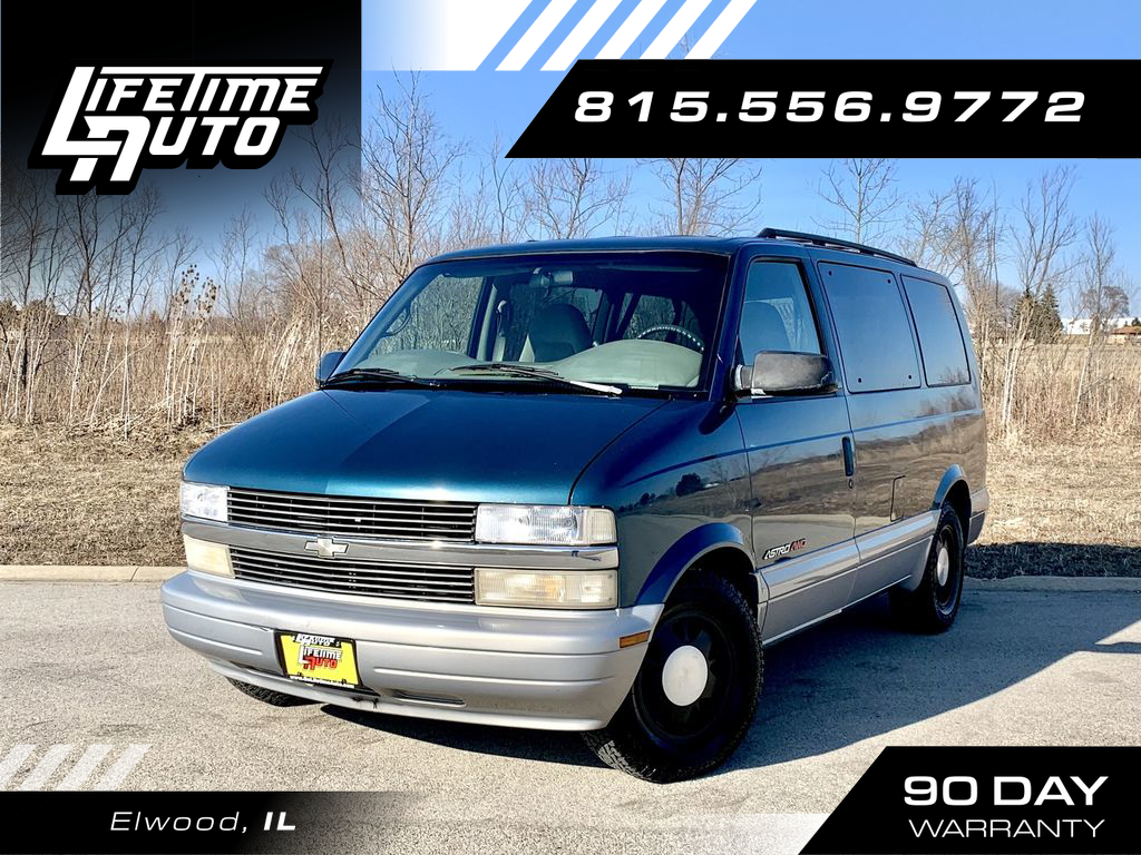 2000 Chevrolet Astro Extended AWD