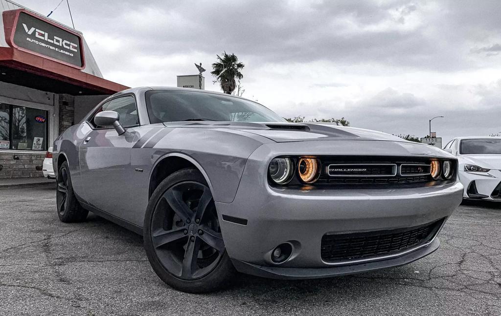 2015 Dodge Challenger R/T RWD