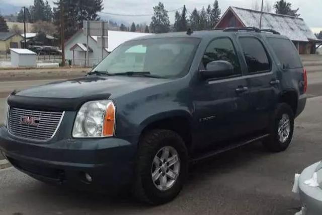 2009 GMC Yukon  for sale VIN: 1GKFK13069R246439