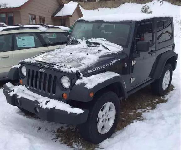 2007 Jeep Wrangler  for sale VIN: 1J4GA64167L167628
