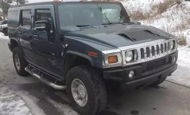 2007 Hummer H2  for sale VIN: 5GRGN23U77H110287