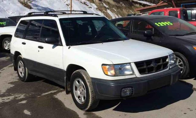 1998 Subaru Forester  for sale VIN: JF1SF6352WG710444