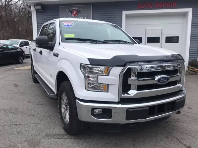 Ford F150 SuperCrew Cab F150 SuperCrew Cab