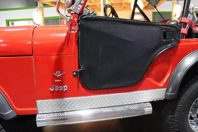 1977 Jeep CJ5 11