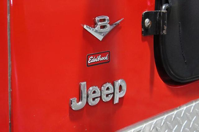 1977 Jeep CJ5 10