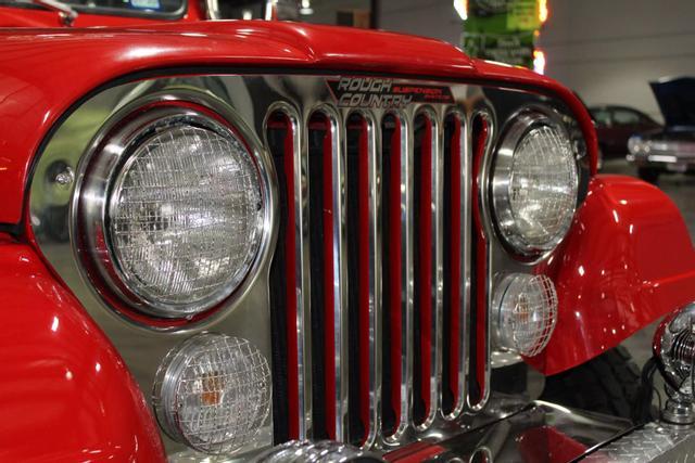 1977 Jeep CJ5 4
