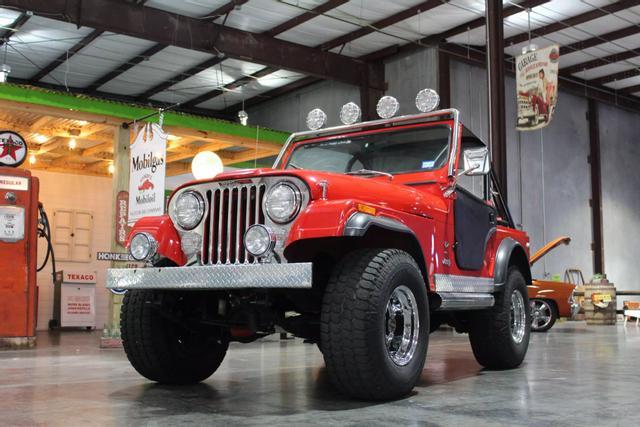1977 Jeep CJ5 8