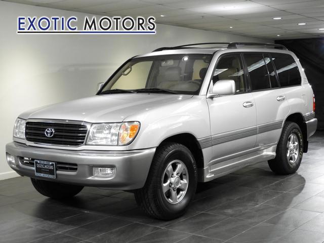 Used Toyota Land Cruiser For Sale Madison Wi Cargurus