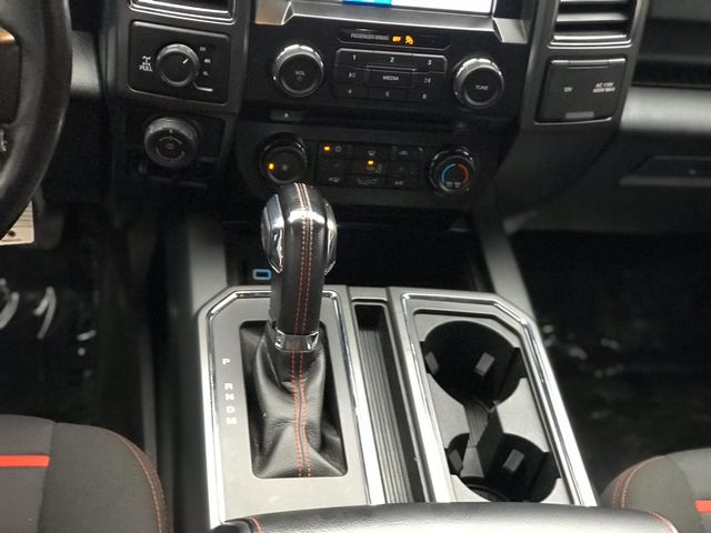 2017 Ford F150 SuperCrew Cab