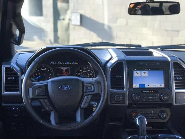2016 Ford F150 SuperCrew Cab
