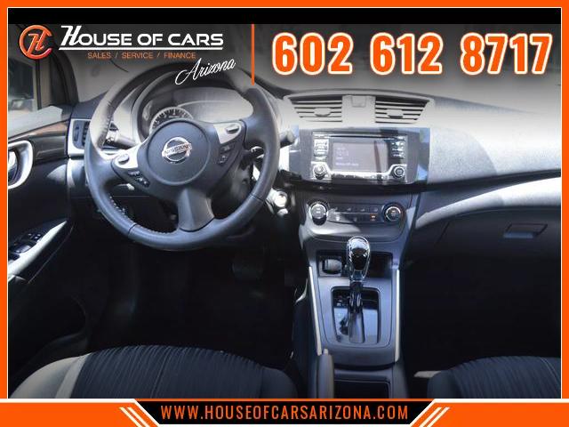Pre-Owned 2017 Nissan Sentra SV Sedan 4D