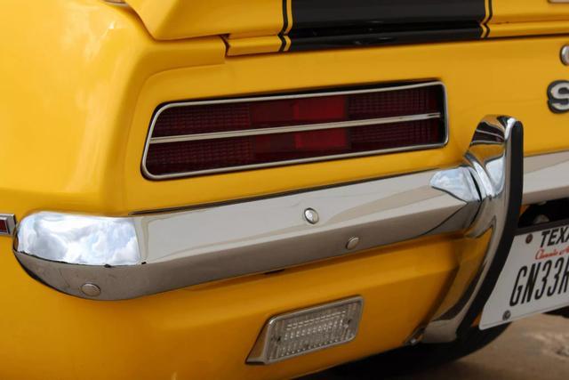 1969 Chevrolet Camaro Convertible 42