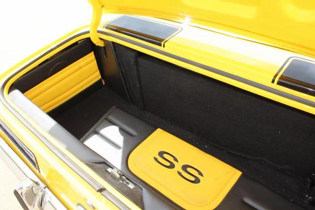 1969 Chevrolet Camaro Convertible 40