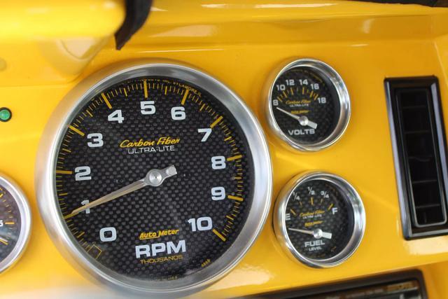 1969 Chevrolet Camaro Convertible 22