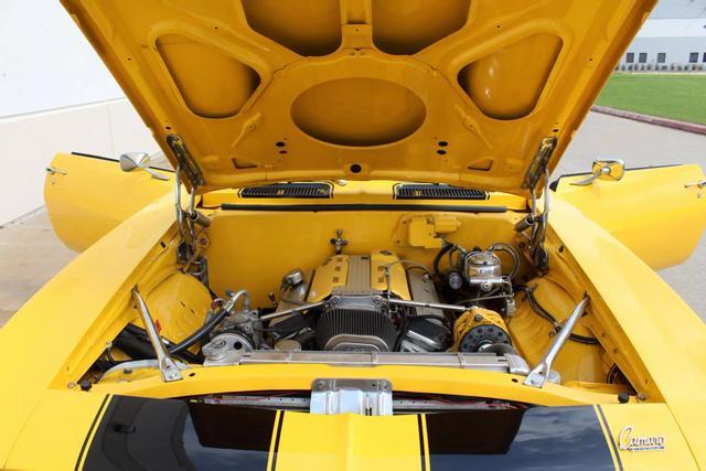 1969 Chevrolet Camaro Convertible 57