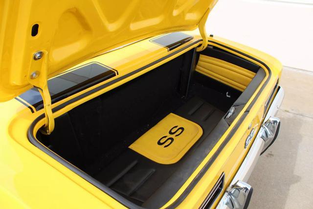 1969 Chevrolet Camaro Convertible 37