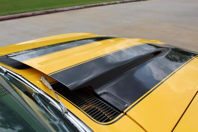 1969 Chevrolet Camaro Convertible 46