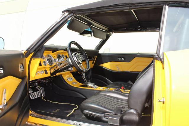 1969 Chevrolet Camaro Convertible 16