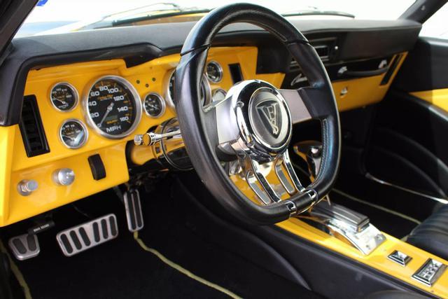 1969 Chevrolet Camaro Convertible 19