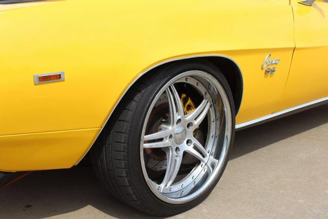 1969 Chevrolet Camaro Convertible 12