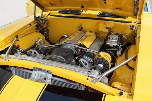 1969 Chevrolet Camaro Convertible 51