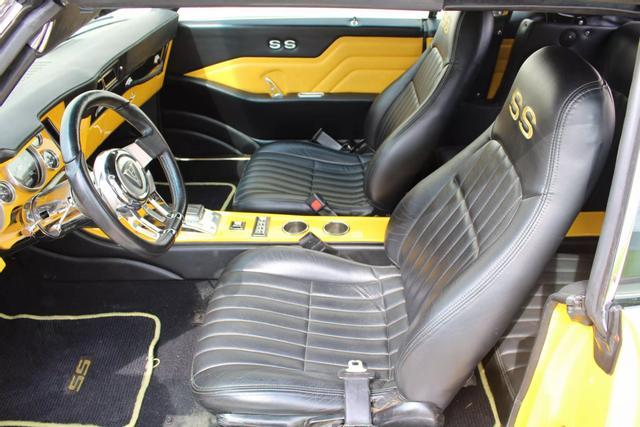 1969 Chevrolet Camaro Convertible 18