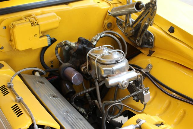 1969 Chevrolet Camaro Convertible 53