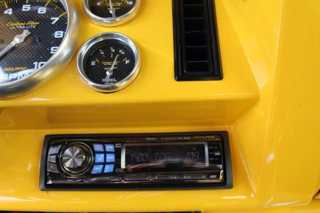 1969 Chevrolet Camaro Convertible 30