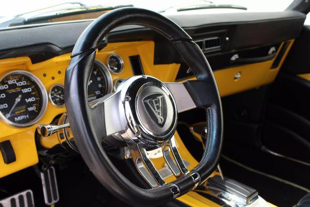 1969 Chevrolet Camaro Convertible 20