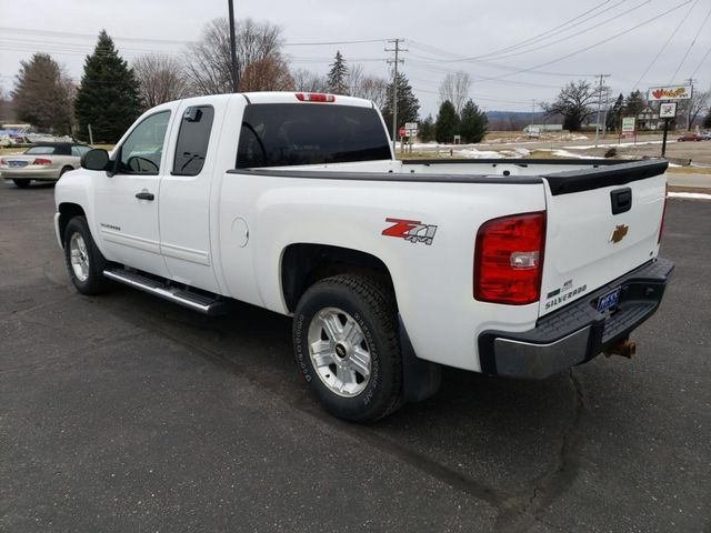 2010 Chevrolet Silverado 1500 Extended Cab Standard Bed