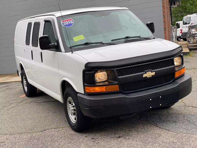 Chevrolet Express 2500 Cargo Express 2500 Cargo