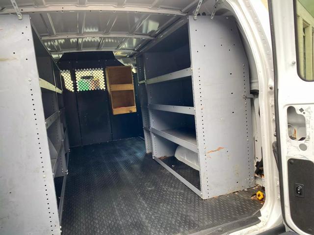 2013 Ford E250 Cargo