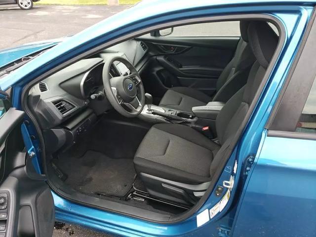 2018 Subaru Impreza 4dr Car