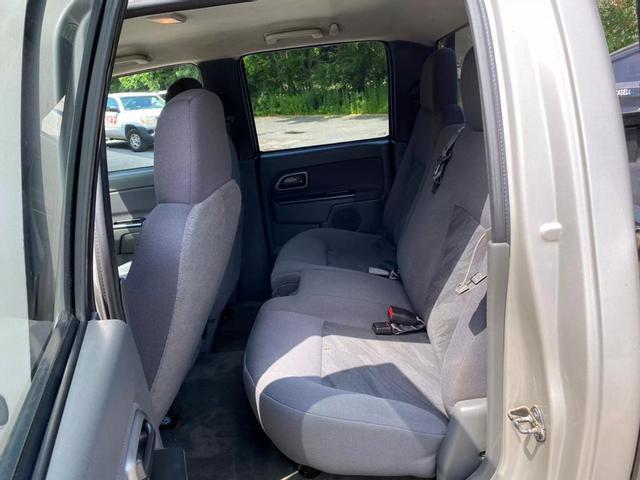 2005 Chevrolet Colorado Crew Cab