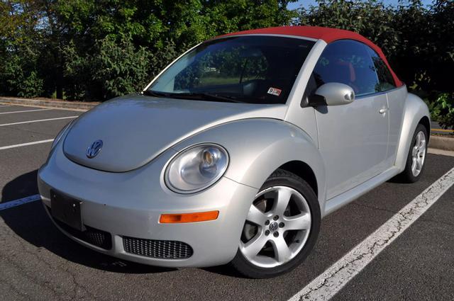 2009 Volkswagen Beetle Blush Edition Convertible
