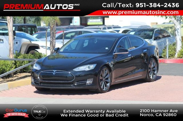 Used Tesla Model S Norco Ca