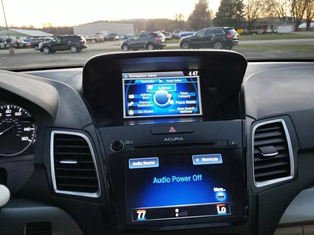 2018 Acura RDX Sport Utility