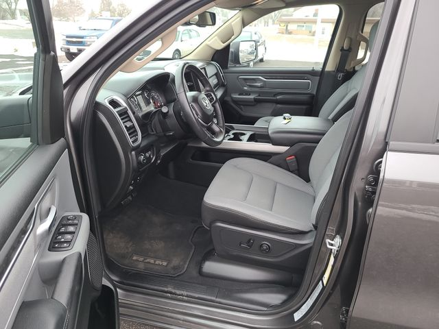 2019 Ram 1500 Crew Cab Standard Bed