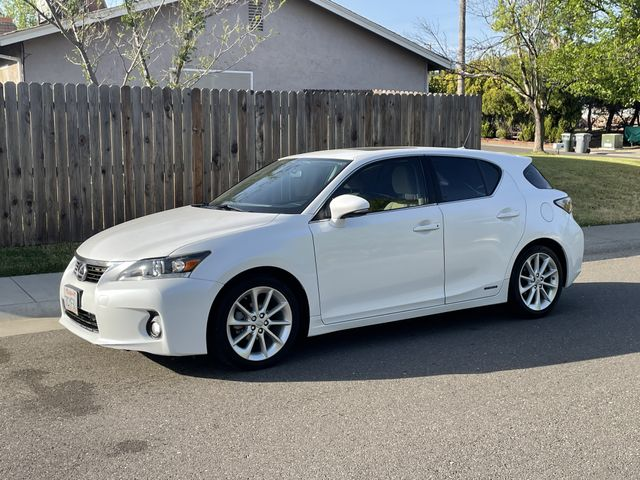2013 Lexus CT CT 200h Hatchback 4D
