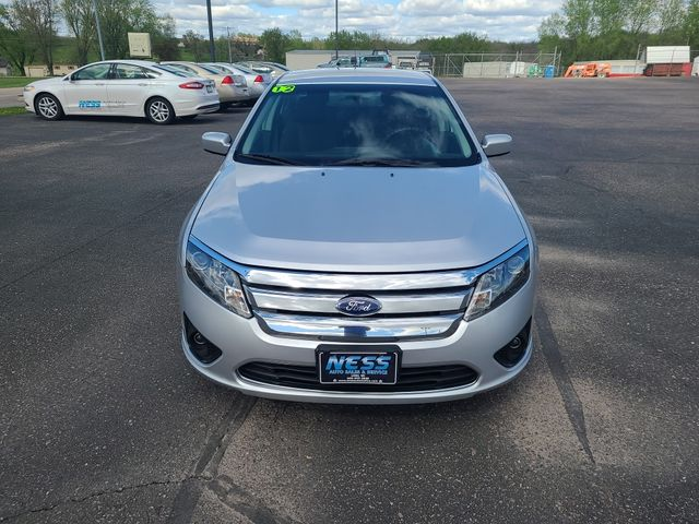 2012 Ford Fusion 4dr Car