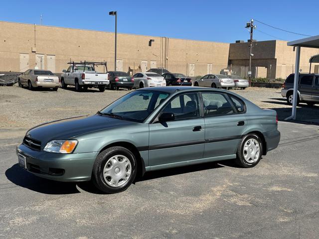 2000 Subaru Legacy L Sedan 4D