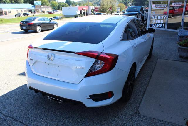 2020 Honda Civic 4dr Car