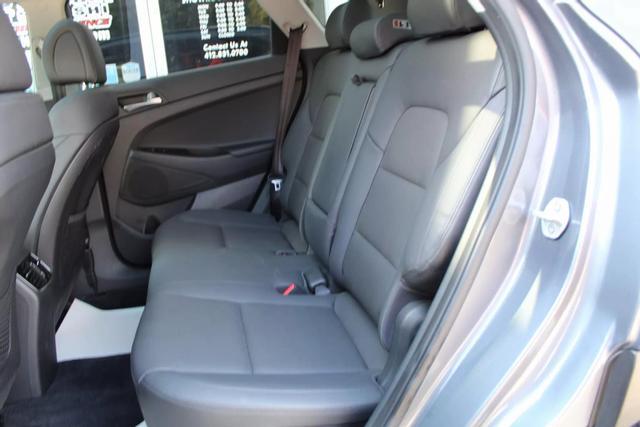 2016 Hyundai Tucson Sport Utility