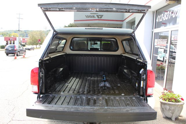 2017 Toyota Tacoma Double Cab Long Bed